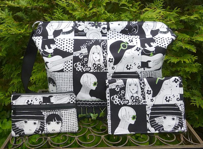 A custom bag order
