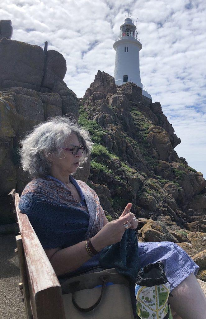 Lea Isle Jersey Corbiere Lighthouse 3