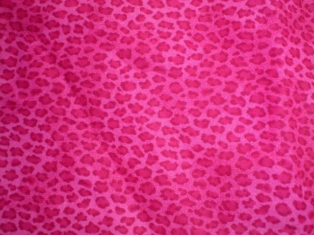 Fucshia leopard fabric for custom bags Zoe's Bag Boutique