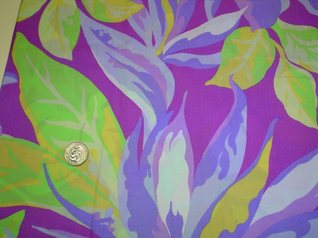 Hawaiian fabric for custom bags Zoe's Bag Boutique