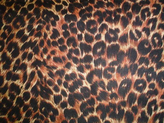 Leopard fabric for custom bags Zoe's Bag Boutique