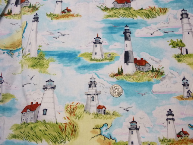 Beach, ocean, tropical, nautical fabrics for custom bags at Zoe's Bag Boutique