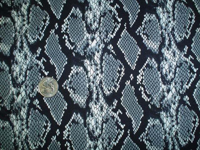 Mock snakeskin fabric for custom bags Zoe's Bag Boutique