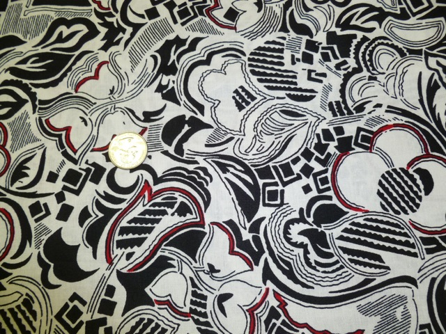 Black white floral fabric for custom bags Zoe's Bag Boutique