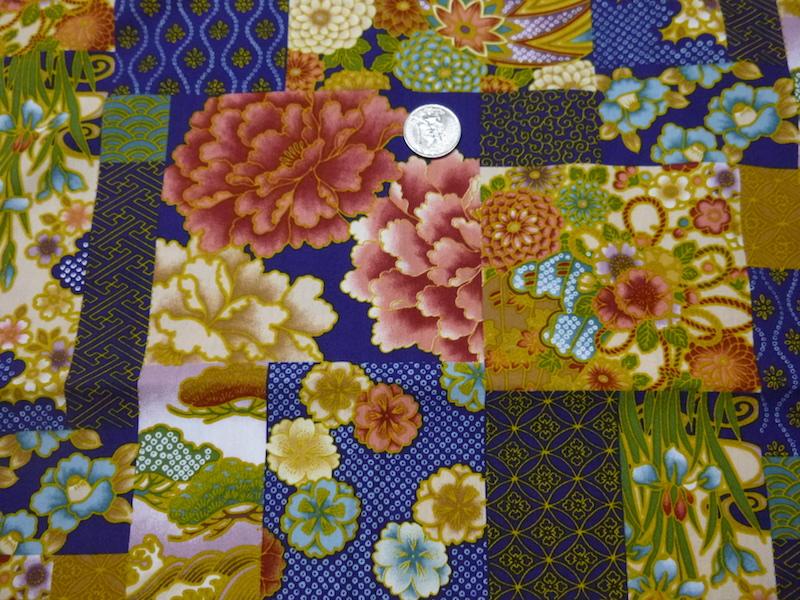 Asian fabrics for custom bags at Zoe's Bag Boutique