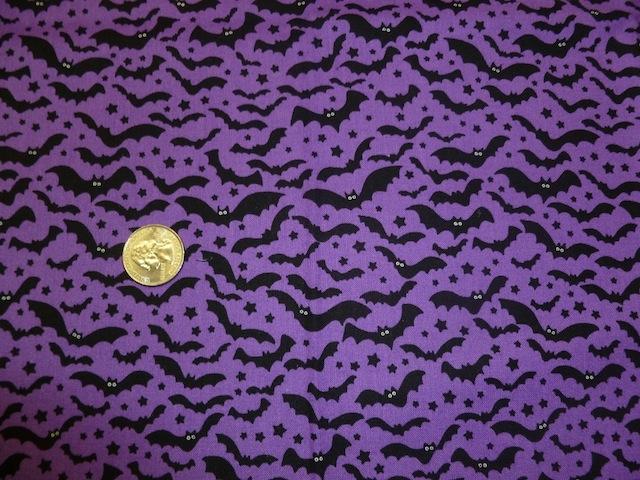 Bats fabric for custom bags Zoe's Bag Boutique