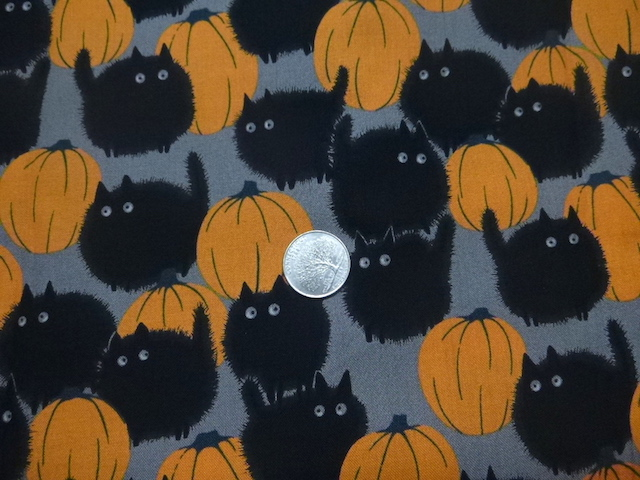 Witches cat fabric for custom bags Zoe's Bag Boutique