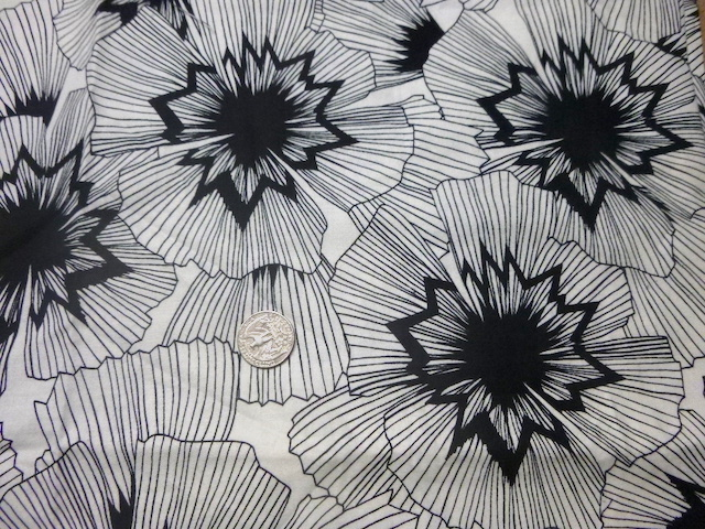 Black, white and neutral fabrics for custom bags at Zoe's Bag Boutique
