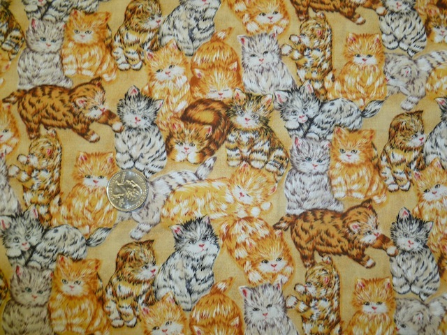Tabby cats fabric for custom bags Zoe's Bag Boutique