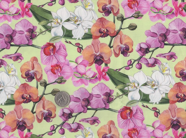New fabrics at Zoe's Bag Boutique